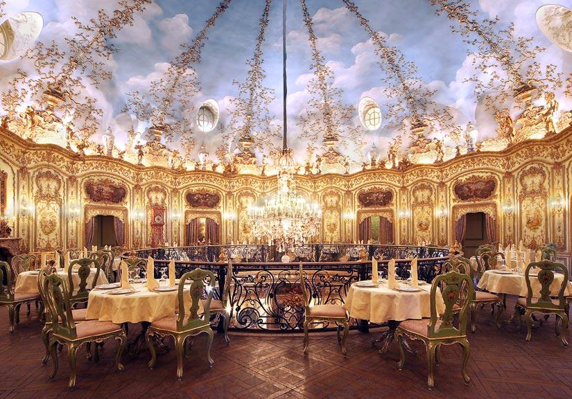 Тройка лучших ресторанов мира 2014 года