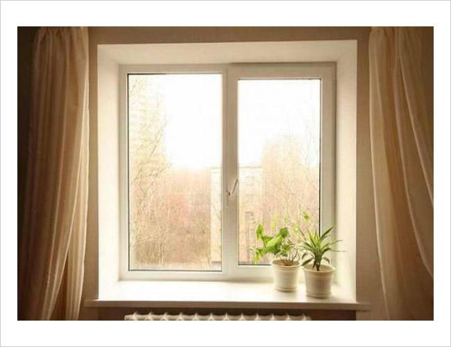 Пластиковые окна: проблемы «потеющего стекла» и их устранение