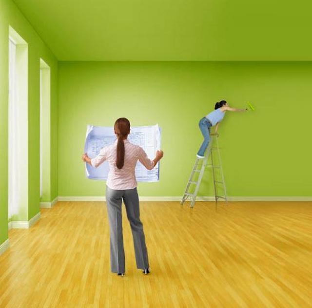 Проводим косметический ремонт своего жилища