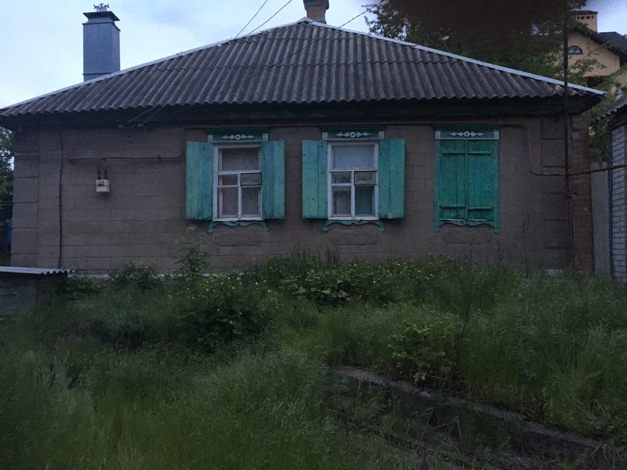 Участок в центре Азова