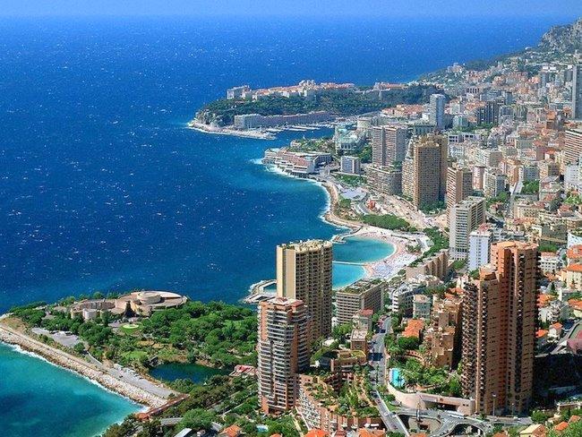Чудеса княжества Монако