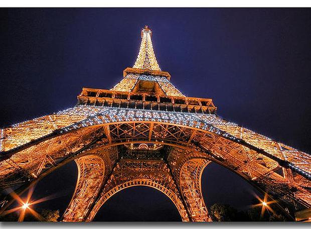 Париж. Город железного монстра