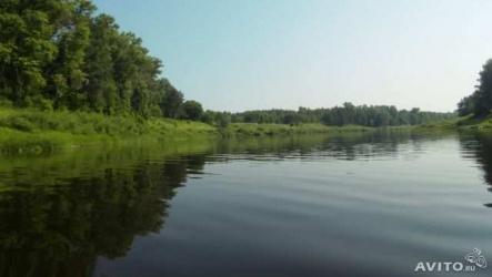 продам земельный участок на берегу реки со своим берегом 1-я линия р. Дон в/к