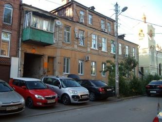 """Новая квартира, в """" старом """" городе"""