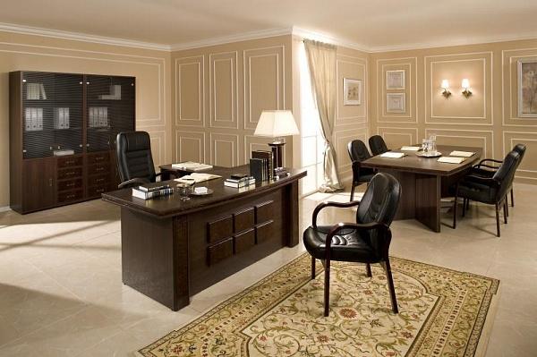 Какого ухода требует офисная мебель?