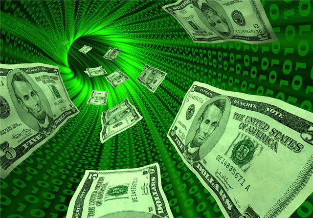 Виртуальные деньги виртуального бизнеса