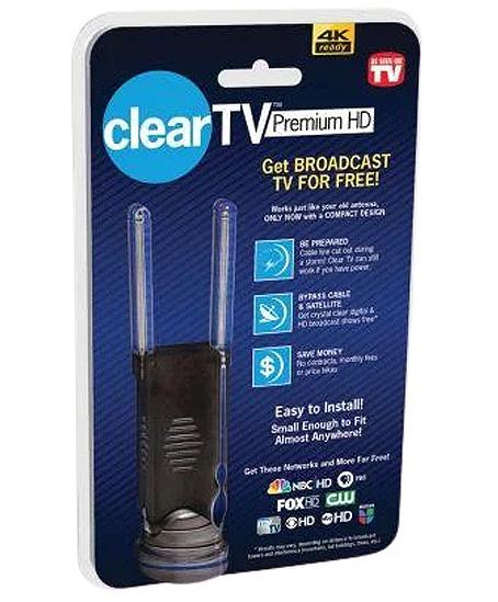 Компания Эйкон предлагает инновационную ТВ-антенну HQClear TV