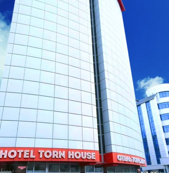 Бизнес-отель TORN HOUSE