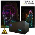 Оборудование для лазерной рекламы, лазерный проектор для рекламы